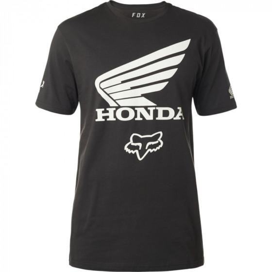 fox racing premium honda   - casual