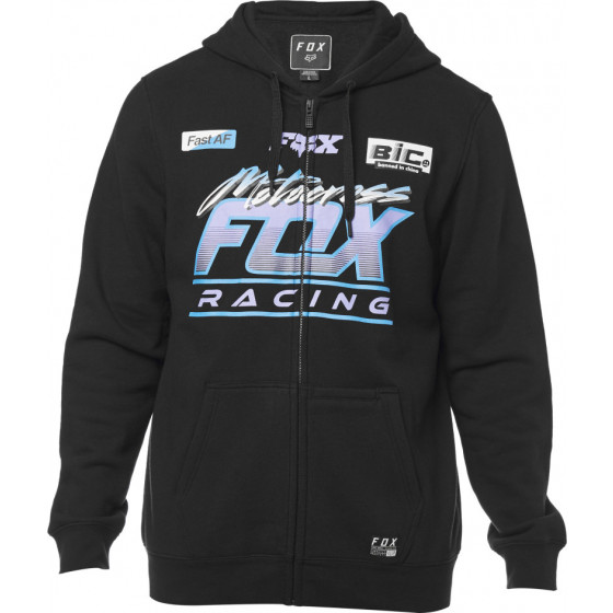 fox racing fleece zip jetskee - casual