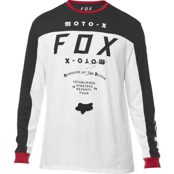 fox racing airline fctry  long sleeve - casual