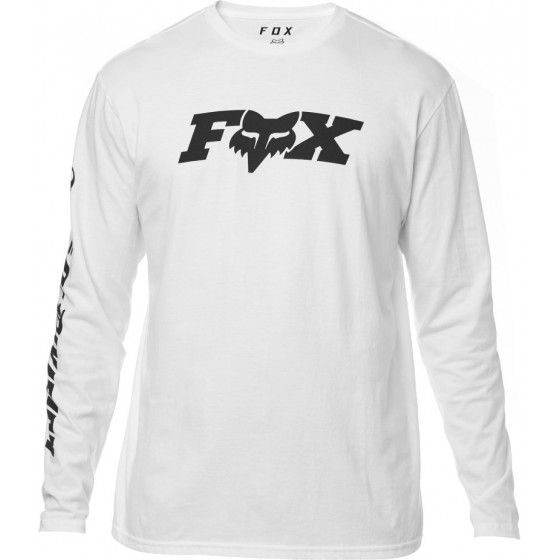 fox racing team race  long sleeve - casual