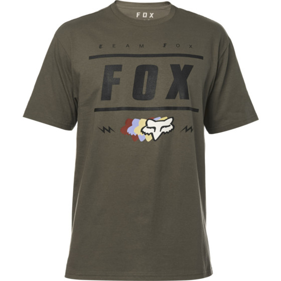 fox racing 74 team   - casual