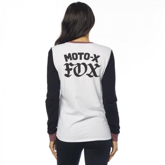 fox racing x moto  long sleeve - casual