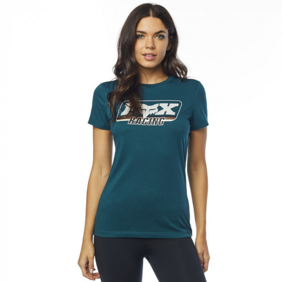 fox racing crew retro   - casual