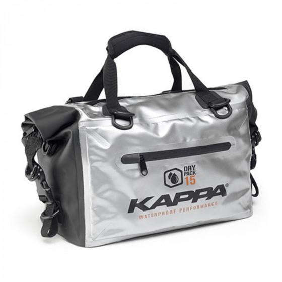 kappa waterproof kappa luggage tail & rack bags - motorcycle