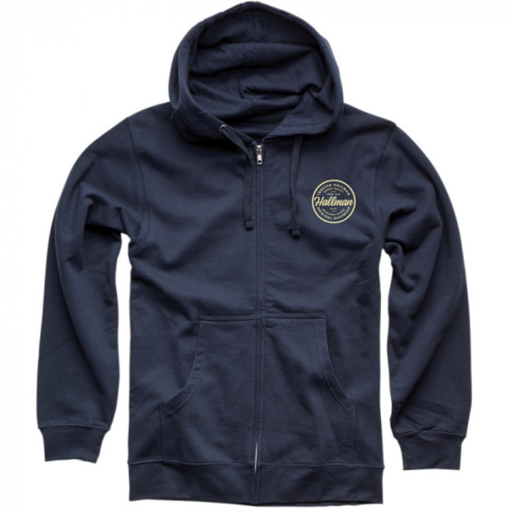 thor zip-up traditions hallman hoodie - casual
