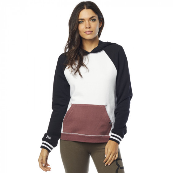 fox racing pullover track flat - casual