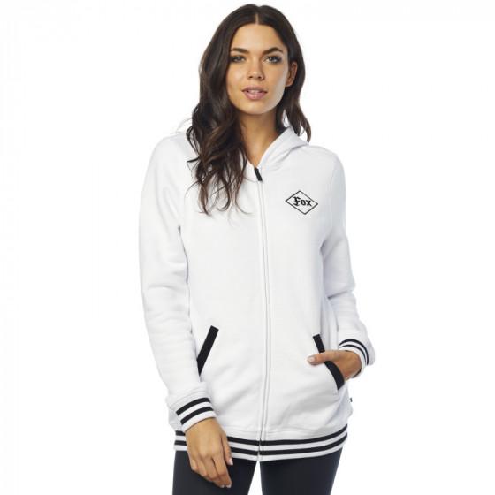 fox racing fleece zip cornered - casual