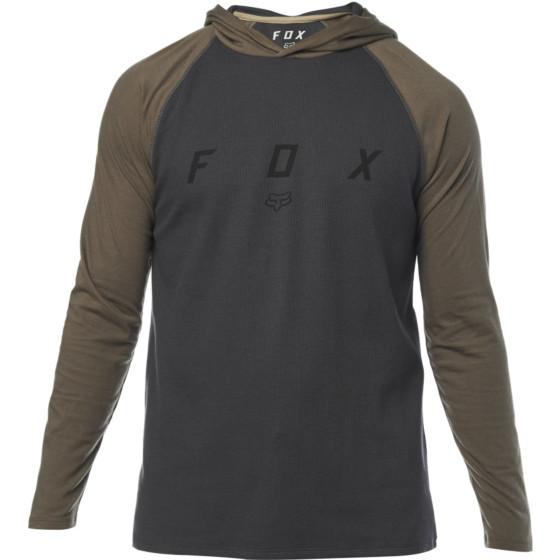 fox racing knit tranzcribe - casual