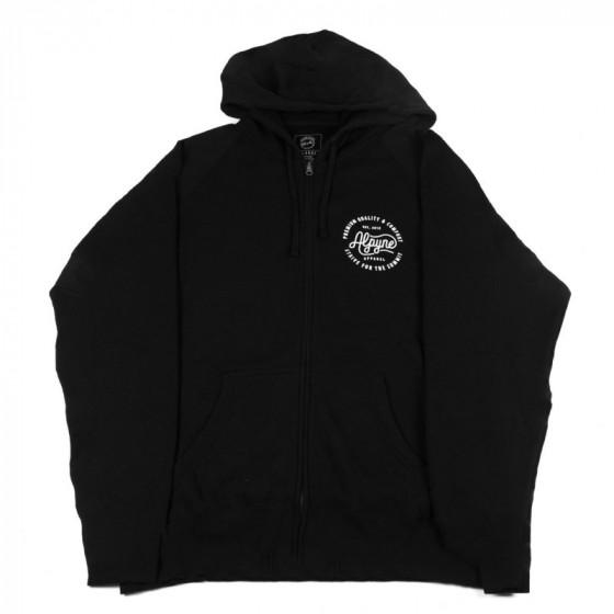 alpyne apparel zip-up castlegar - casual