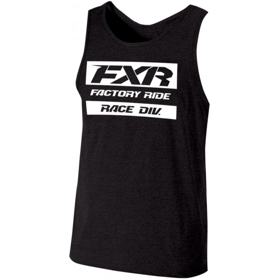 fxr racing division race tank top - casual