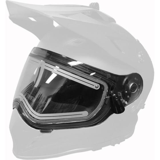 509 shield ignite  r3 delta accessories helmet electric shield - snowmobile