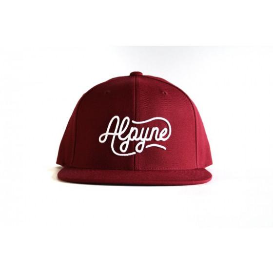 alpyne apparel brandywine adult hats snapback - casual
