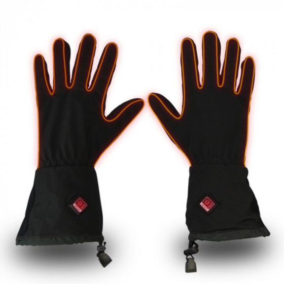 mountain lab liner heated adult gear heated gloves - heated gear