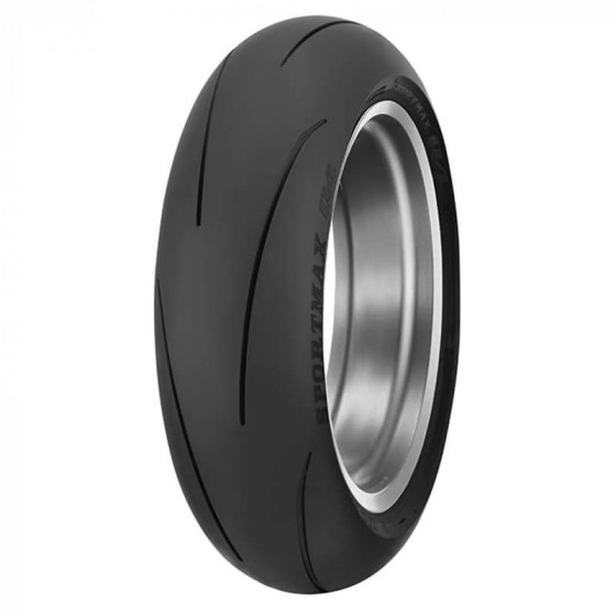 dunlop rear q4 sportmax sport tires - motorcycle