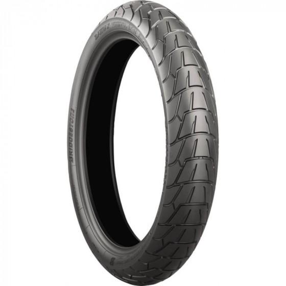 bridgestone front ax41s scrambler adventurecross battlax dual sport tires - motorcycle