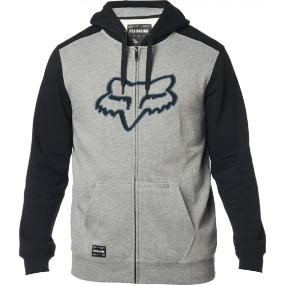 fox racing hoodies  destrakt zip hoodies - casual