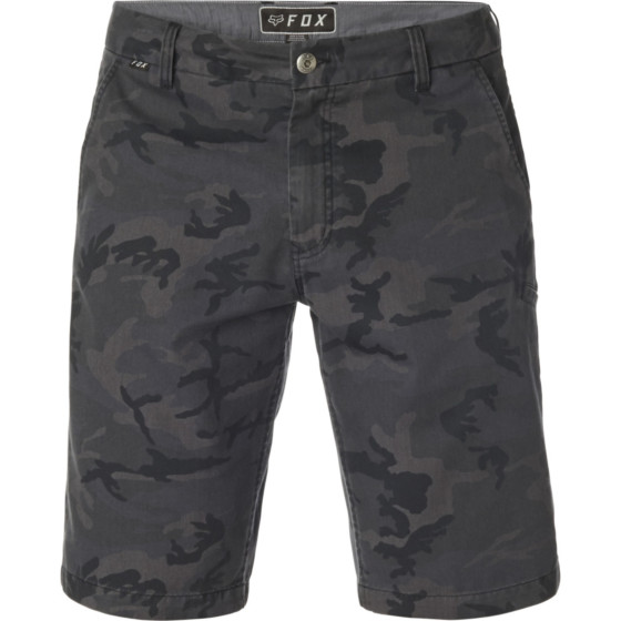 fox racing shorts  essex camo shorts - casual