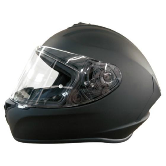 joe rocket (dual) solid 8 rkt adult helmet dual shield - snowmobile