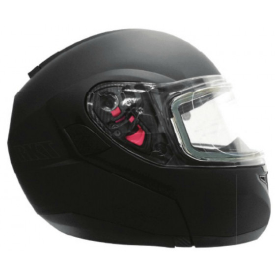 joe rocket (electric) solid ion 20 rkt adult helmet electric shield - snowmobile