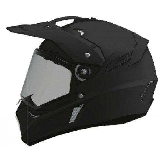 joe rocket (dual) solid sport dual 26 rkt adult helmet dual shield - snowmobile