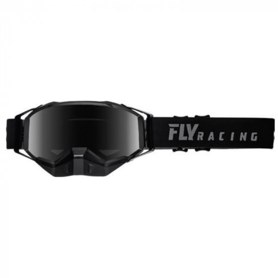 fly racing pro zone adult goggles - snowmobile