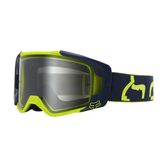 fox racing dusc vue adult goggles - dirt bike