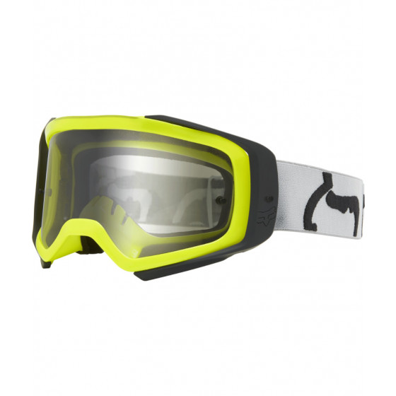 fox racing prix ii airspace adult goggles - dirt bike