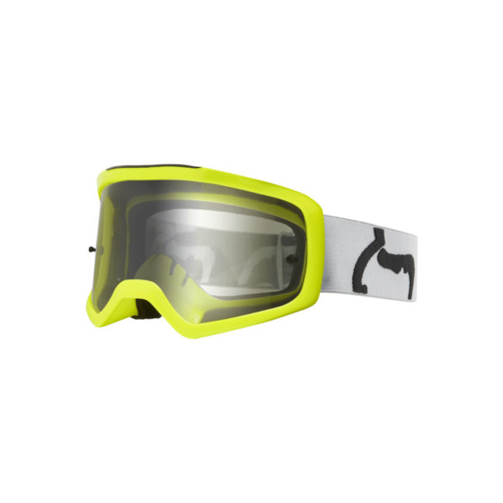fox racing prix pc ii main  goggles - dirt bike