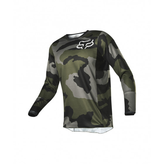 fox racing camo przm 180   - dirt bike