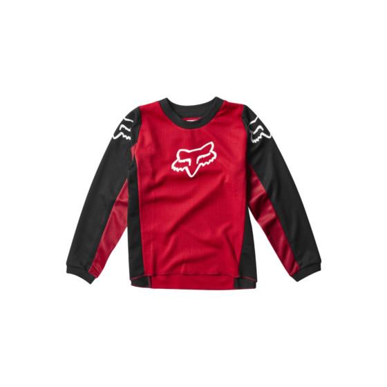 fox racing prix 180 kids jersey jerseys - dirt bike