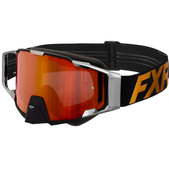 fxr racing mx le pilot adult goggles - dirt bike