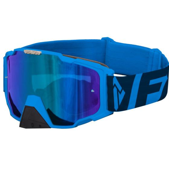 fxr racing mx maverick adult goggles - dirt bike