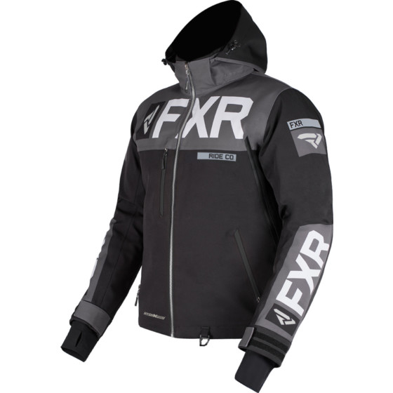 fxr racing x pro helium  jackets insulated - snowmobile