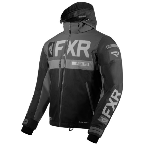 fxr racing x helium  jackets insulated - snowmobile