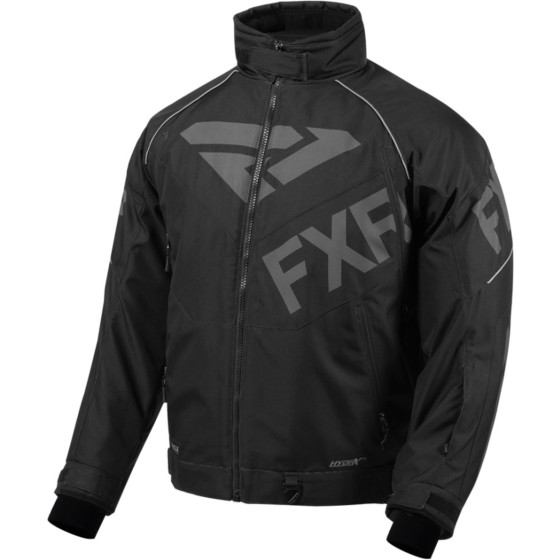 fxr racing fx fuel  jackets insulated - snowmobile