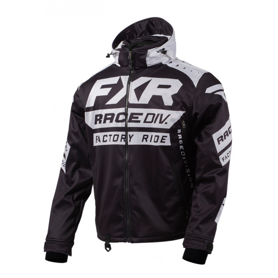 fxr racing rrx  jackets insulated - snowmobile