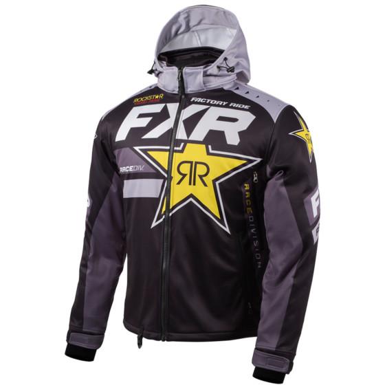 fxr racing rockstar rrx  jackets insulated - snowmobile