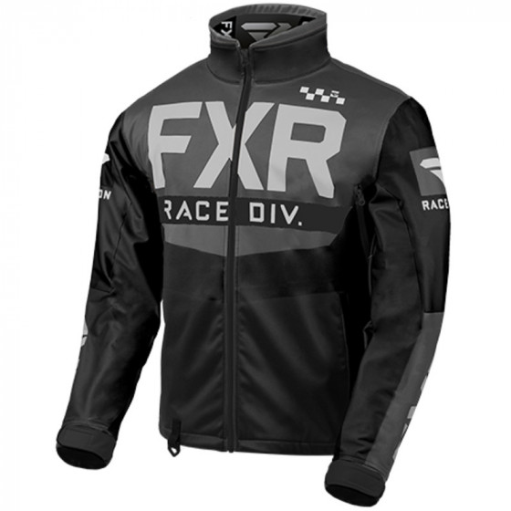 fxr racing (non-insulated) rr cross cold  jackets non-insulated - snowmobile