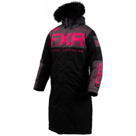 fxr racing up warm  jackets insulated - snowmobile