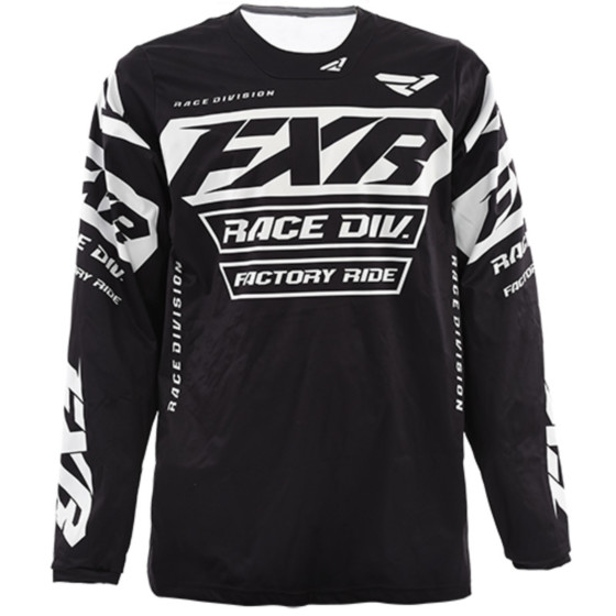 fxr racing jersey rr cross cold  baselayers top - snowmobile