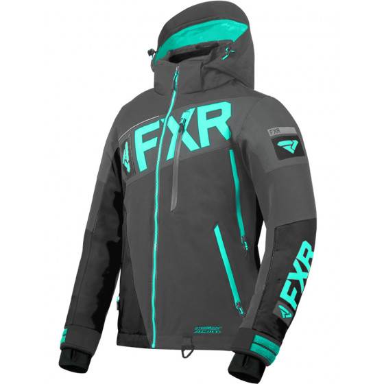fxr racing ranger  jackets insulated - snowmobile
