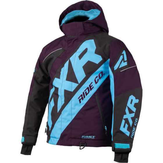 fxr racing cx  jackets insulated - snowmobile