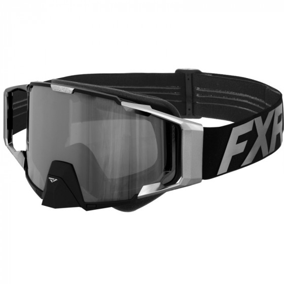 fxr racing le pilot adult goggles - snowmobile