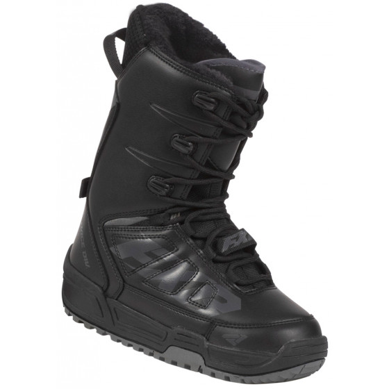 fxr racing speed transfer  boots lace boots - snowmobile