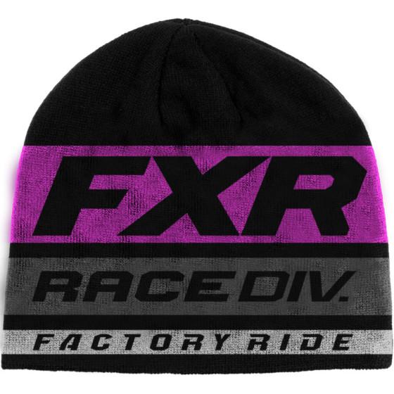 fxr racing division race adult headwear beanie - snowmobile