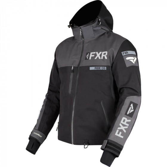 fxr racing pro-x helium  insulated - snowmobile