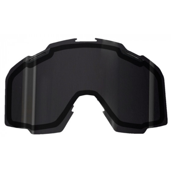 fxr racing lens dual polarized maverick adult lens - snowmobile