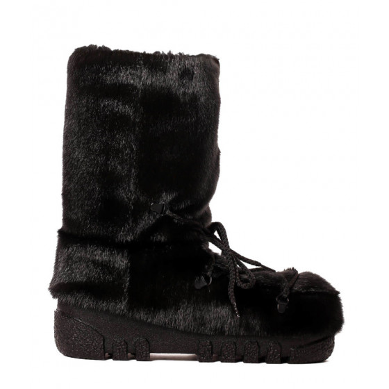 fur seal blizzard adult boots lace boots - snowmobile
