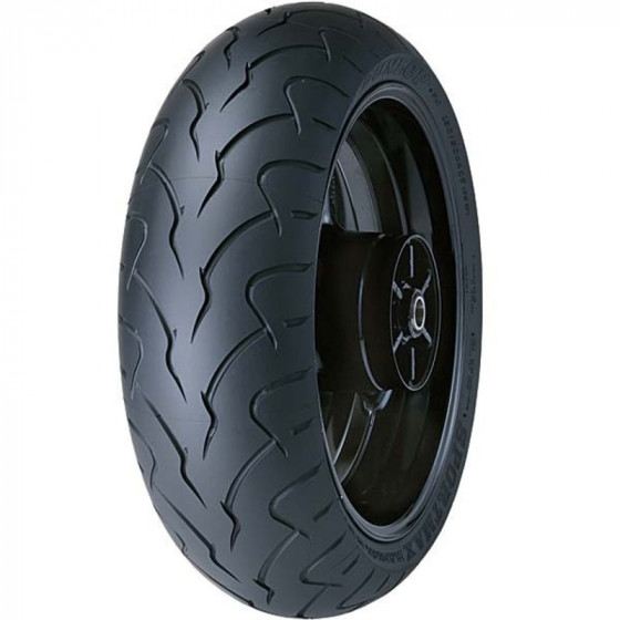 dunlop rear vrod d207 touring tires - motorcycle