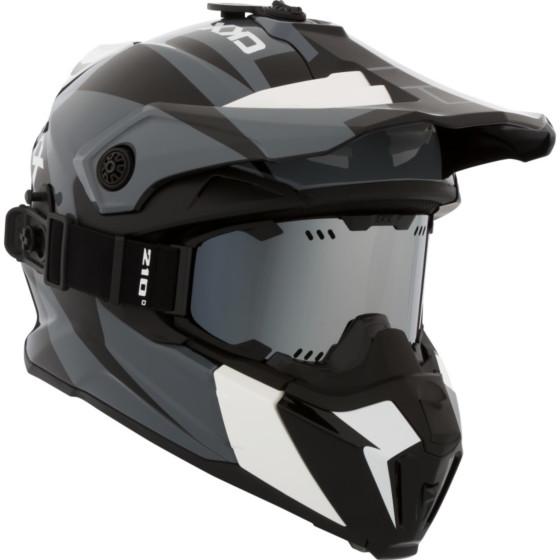 ckx sidehill titan  helmets full face - snowmobile